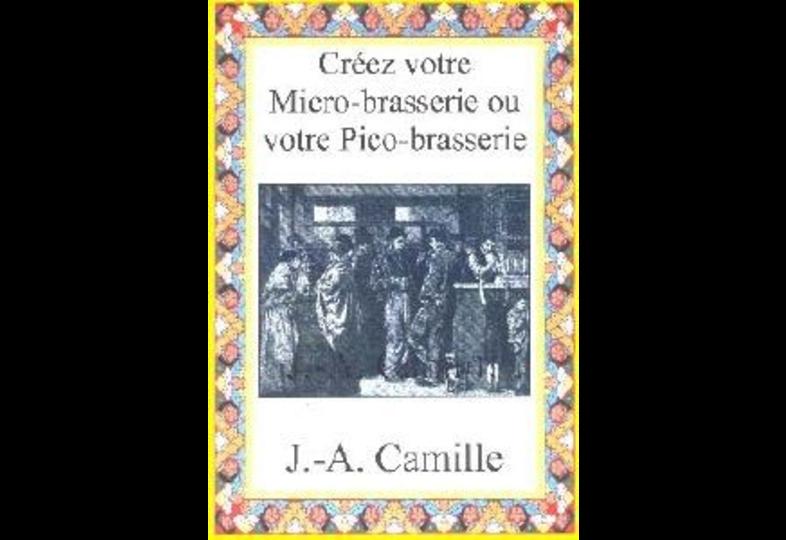 """Livres de brassage - Livre numérique : """"Créer votre Micro-brasserie ou votre Pico-brasserie"""""""