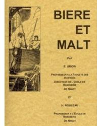 """Boeken over bierbrouwen - Livre : """"Bière et Malt"""""""