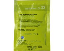 Gist - Gist Safbrew S-33 11g