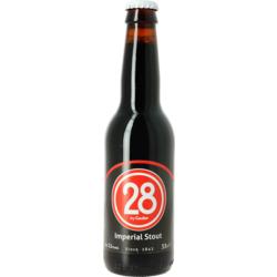 Bottiglie - Caulier 28 Imperial Stout