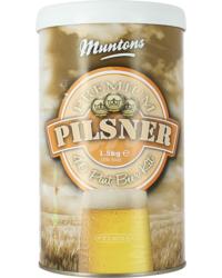 Kit à bière - Kit à bière Muntons Premium Pilsner