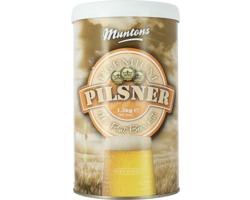 Kit de bière - Muntons Premium Pilsner Beer Kit