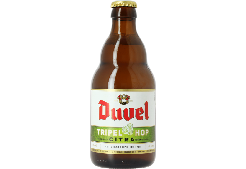 Flaskor - Duvel Tripel Hop Citra