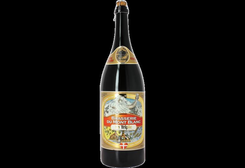 Flaschen Bier - Jéroboam Mont Blanc Triple