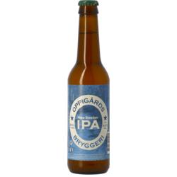 Bottled beer - Oppigårds New Sweden IPA
