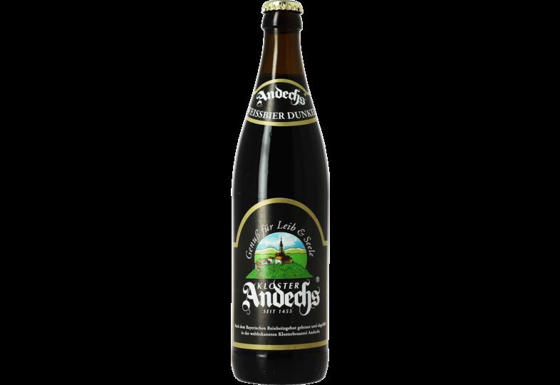 Bouteilles - Andechs Weissbier Dunkel