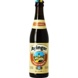 Bouteilles - Ayinger Weizenbock