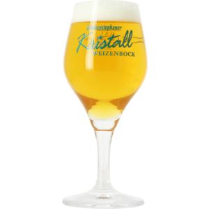 Bicchiere Weihenstephaner Kristall Wiezenbock - 30 cl