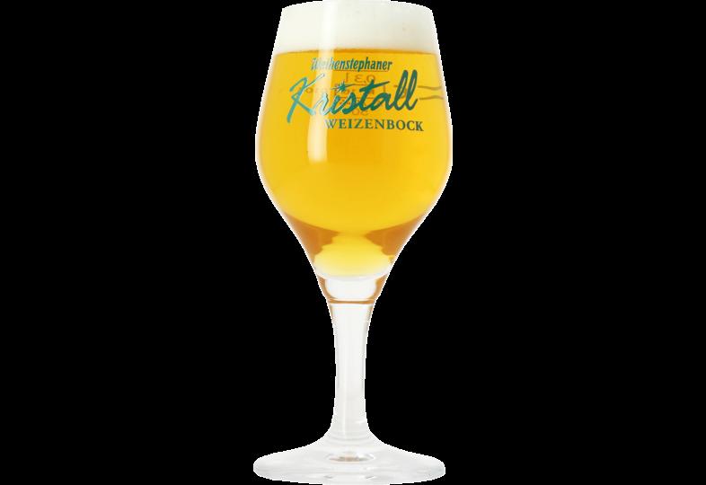 Verres à bière - Verre Weihenstephaner Kristall Weizenbock - 30 cl