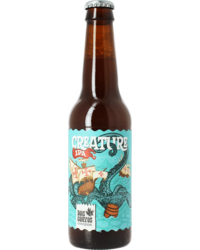 Bottled beer - Creature IPA