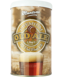 Kit de bière - Muntons Old Ale Beer Kit