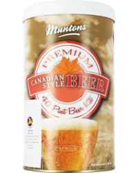Kits de bière Muntons - Brouwpakket Muntons Canadian Ale