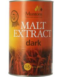 Extrait de malt - Estratto di malto Muntons liquido scuro 1,5 kg