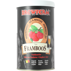 Brewferm Raspberry Beer Kit