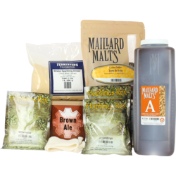 All-Grain Beer Kit - Caribou Slobber Extract Kit with Specialty Grains