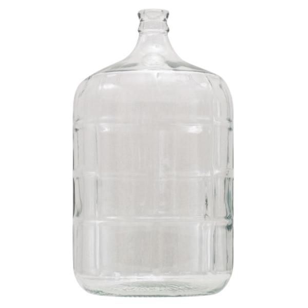 5 Gallon/19-litre Glass Demijohn