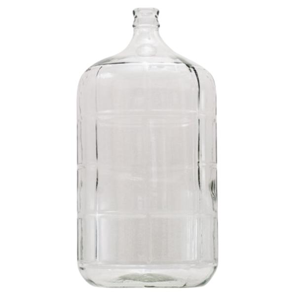 6 Gallon Glass Demijohn