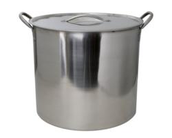 Accessoires du brasseur - Cuve de brassage en acier inoxydable de 5 gallons (18,9L)