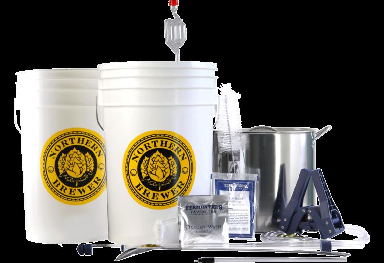 Kits de brassage - Kit de brassage Brew Share Enjoy