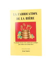 """Libri sulla birrificazione - Libro : """"La Fabricazione della Birra"""""""