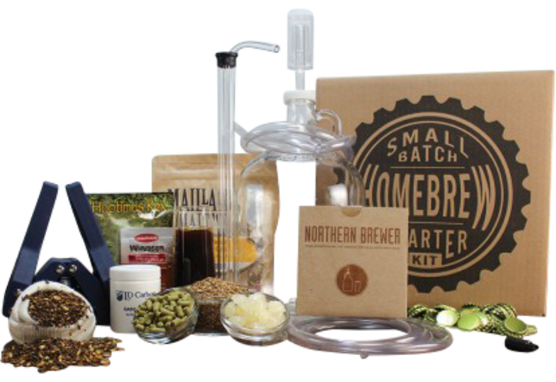 Kits de brassage - Northern Brewer Irish Red Ale Small Batch Home Brewing Kit