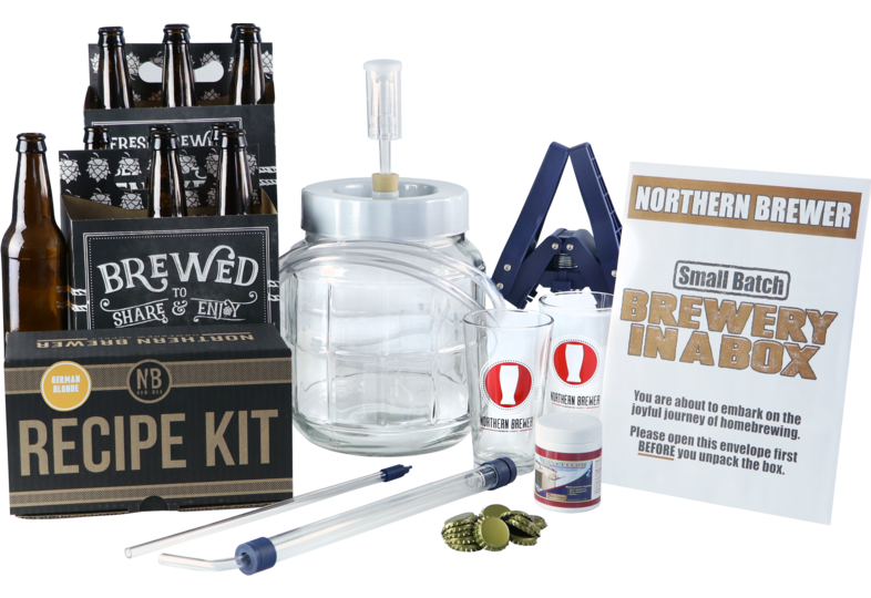 Beer Kit - Northern Brewer Go Pro Beer Brewing Kit - Chinook IPA