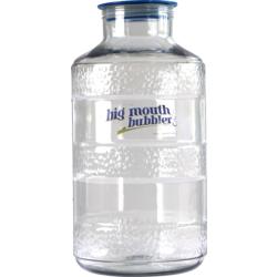 Demi-Johns - Big Mouth Bubbler - 6.5 Gallon Plastic Fermenter