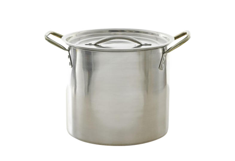 Brewing Accessories - 2 Gallon Stainless Kettle