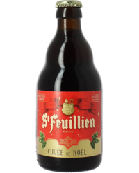 Bottled beer - St Feuillien de Noël - 33 cl