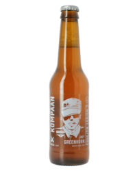 Bottled beer - Kompaan Joey Greenhorn IPA