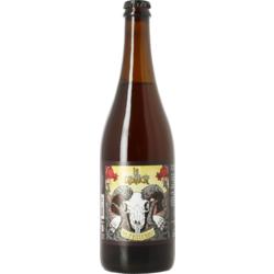 Bottled beer - La Débauche - De Profondis