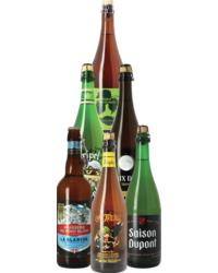 Cofanetto di birra - Cofanetto Grandi bottiglie 6 X 75cl