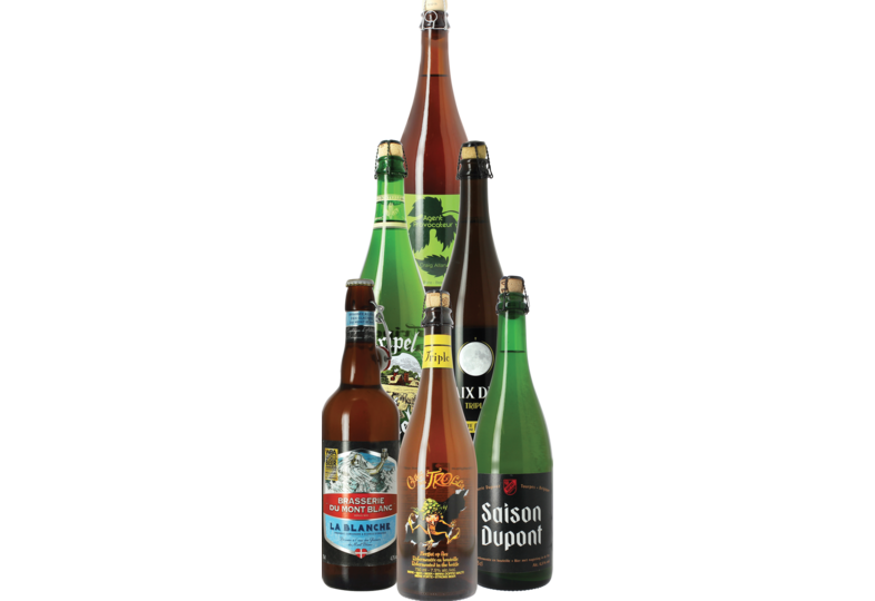 """Bier packs - Big & """"Bad-ass"""" Pack - 6x75cl"""