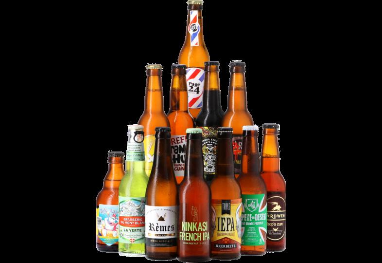 Bier packs - De Franse collectie - Le Craft de la France