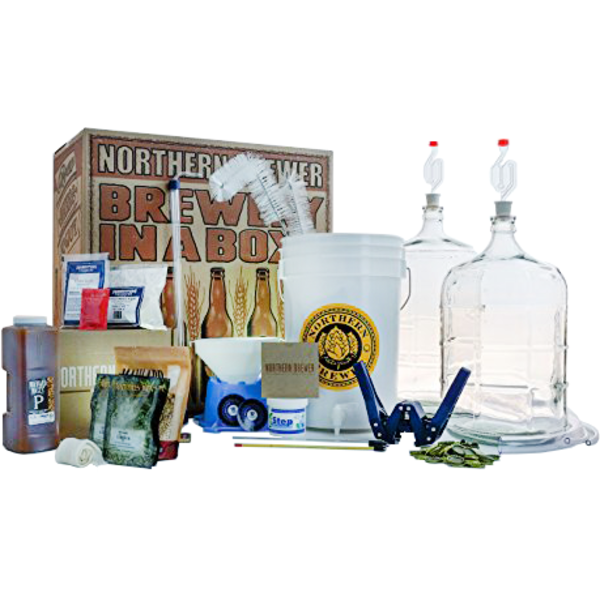 Deluxe Starter Home Brewing Kit