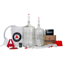 Brewing kits - Deluxe Starter Home Brewing Kit