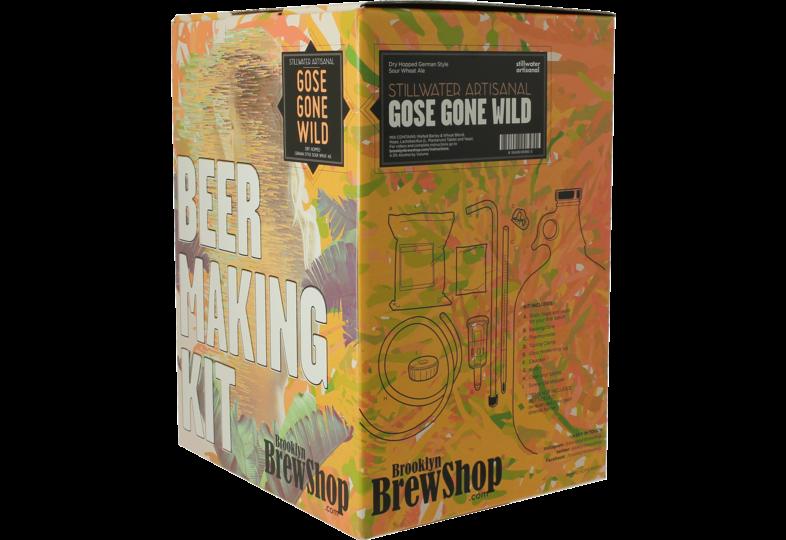 Beer Kit - Brooklyn Brew Kit Stillwater Gose Gone Wild