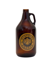Brewing Accessories - Gold Crest Growler with cap