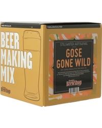 Beer Kit - Recharge Brooklyn Brew Kit Stillwater Gose Gone Wild