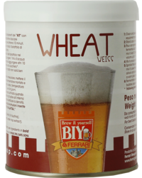 Kit de bière - Beer Kit BIY Wheat 900g