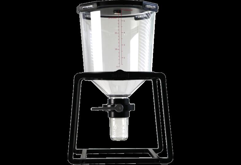 Accessoires du brasseur - Système de fermentation par catalyseur