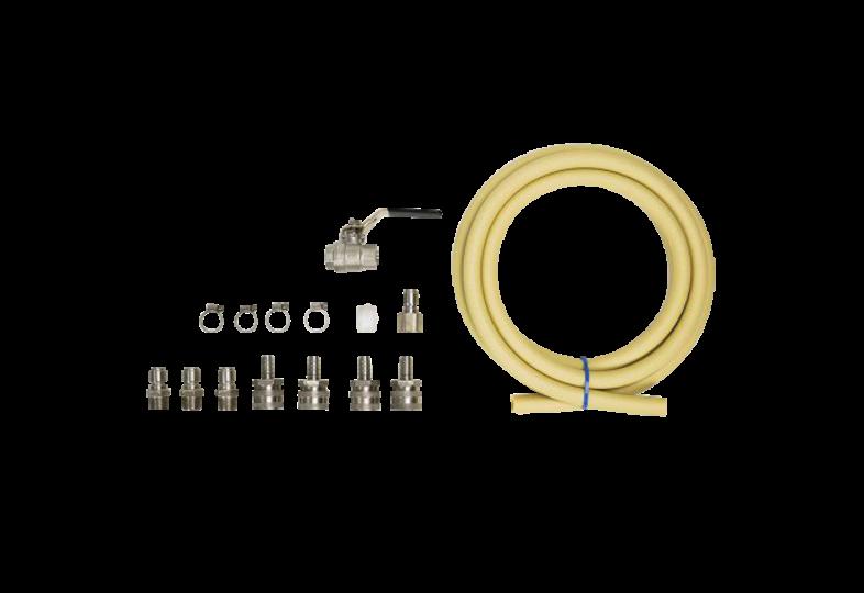 Tuyaux et raccords - Kit connecteur rapide pour pompe de brassage