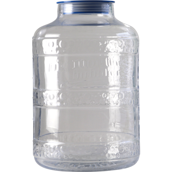 Glass fermentor 6,5 gallons (24,6 L) Big Mouth Bubbler EVO 2