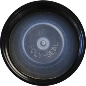 Capuchon à vis Polyseal de 38 mm