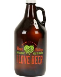 Brouwbenodigdheden - Growler Beer Talking
