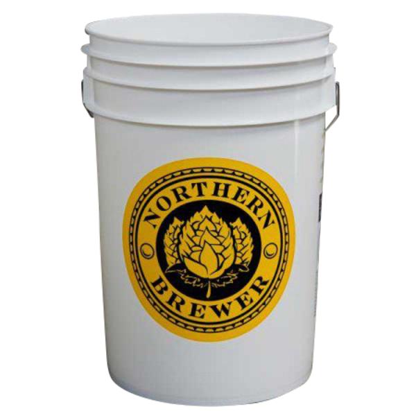 Plastic Fermenting Bucket - 6.5-gallon / 25-litres