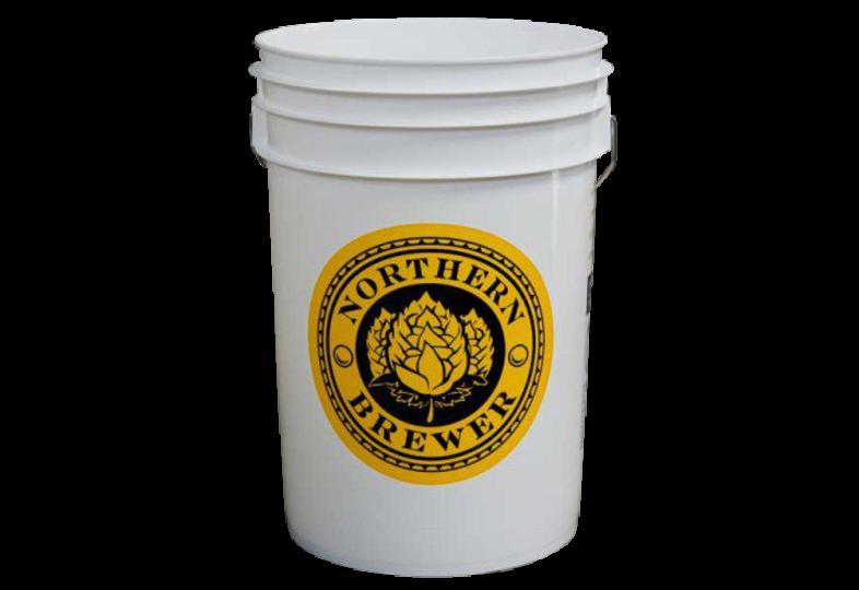 Beer fermentation - Plastic Fermenting Bucket - 6.5-gallon / 25-litres