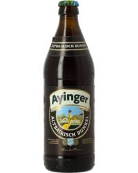 Flessen - Ayinger Altbairisch Dunkel