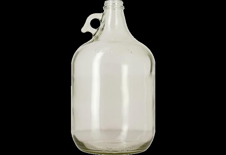 Dames-Jeannes - Dame-jeanne en verre 3,8L (1 gallon)