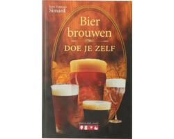 Boeken over bierbrouwen - Book Bier Brouwen Doe Je Zelf